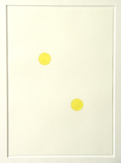 Untitled, 1991 - John Armleder