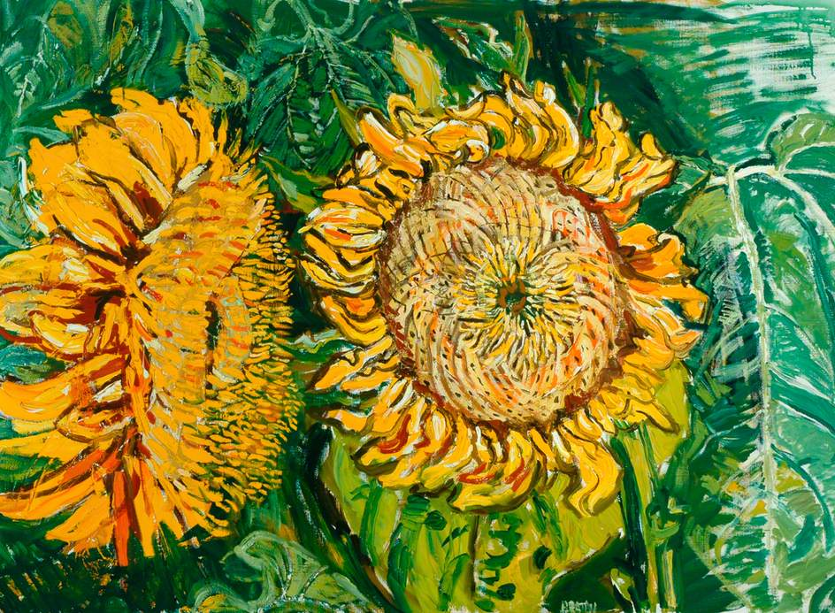 Sunflowers, 1969