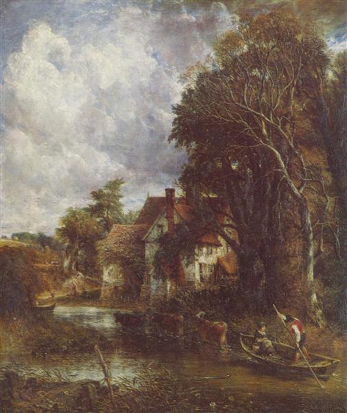 Die Valley Farm, 1835 - John Constable