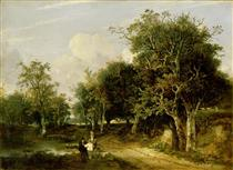 Grove Scene - Джон Кром