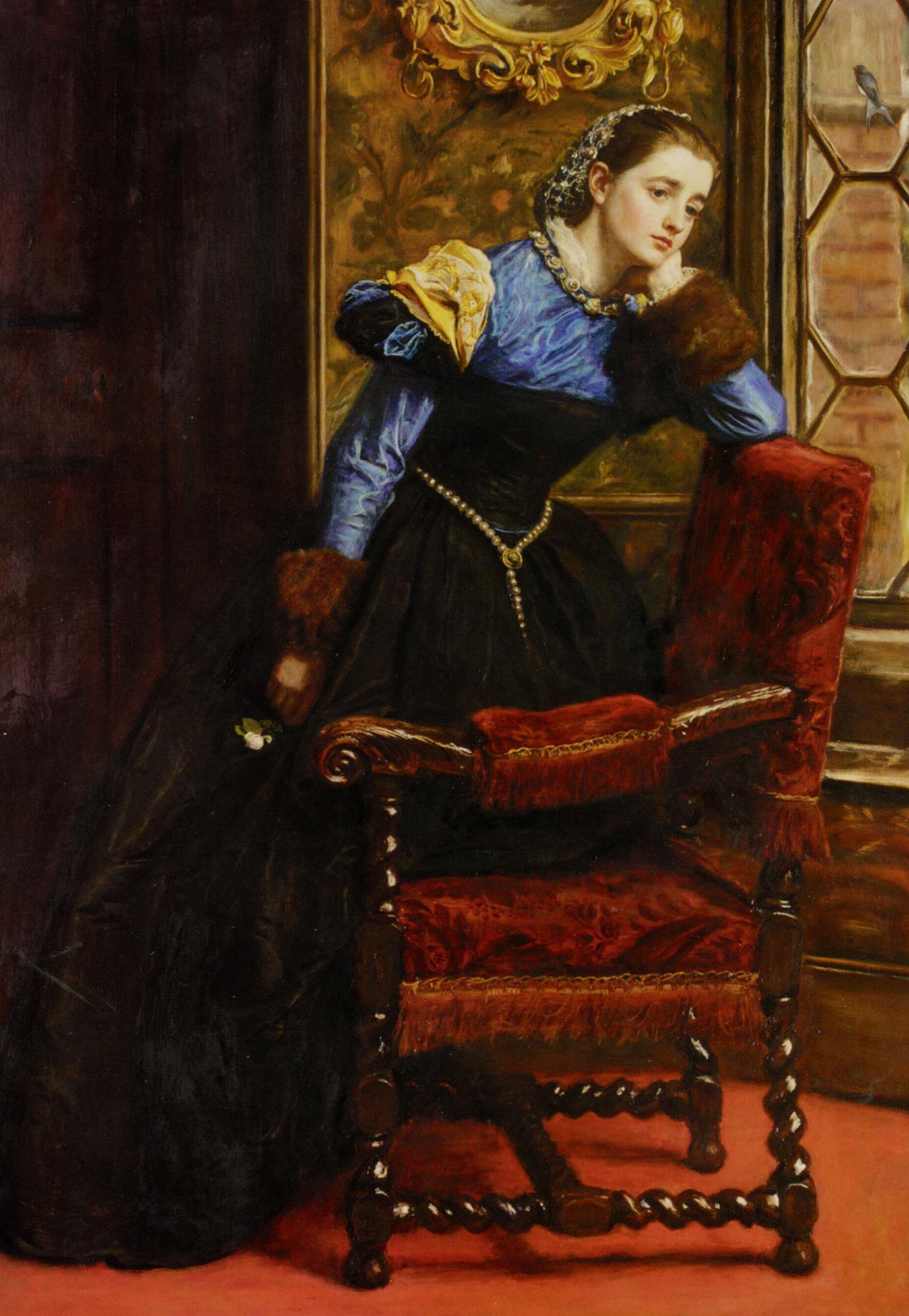 Swallow, Swallow, 1864