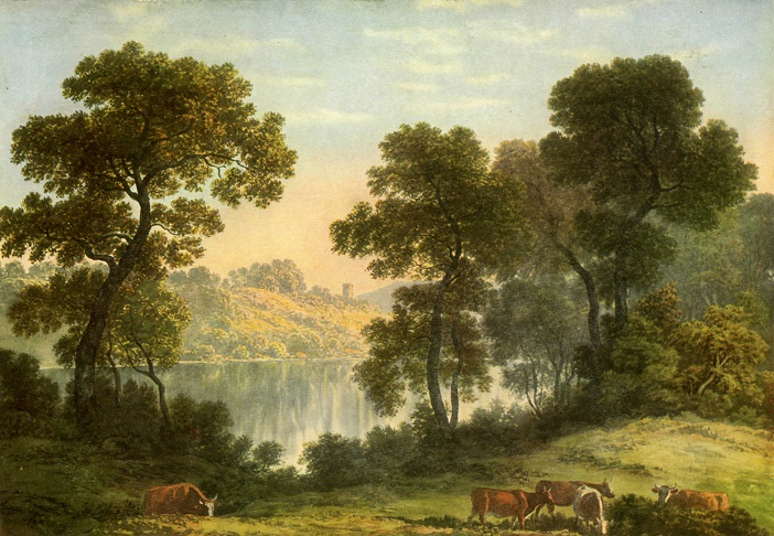 View in north Wales, 1820 - John Glover