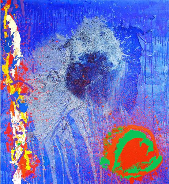 Life and Love, 2010 - John Hoyland