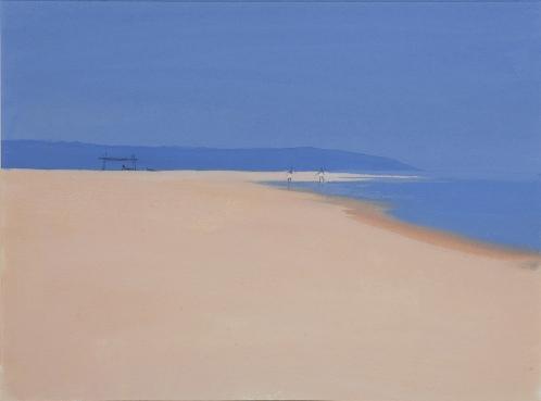 Asven Beach, Goa - John Miller