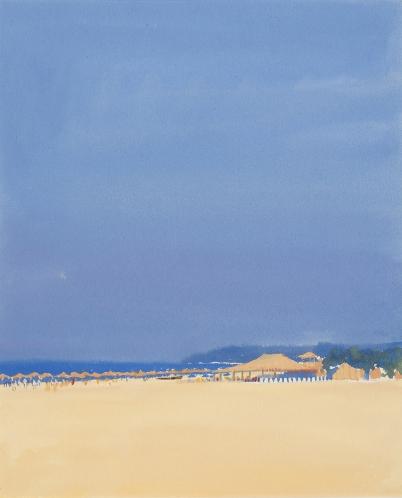 Calangute Beach - John Miller