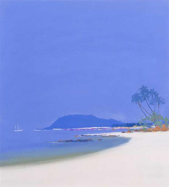 Coco Beach, Goa - John Miller
