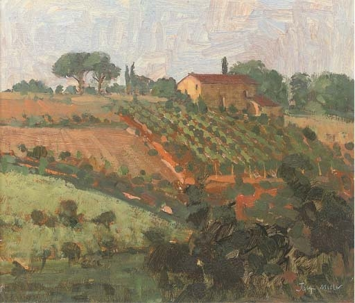 Farm in Tuscany - John Miller