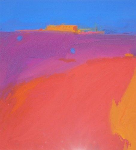 Moroccan Kasbah - John Miller
