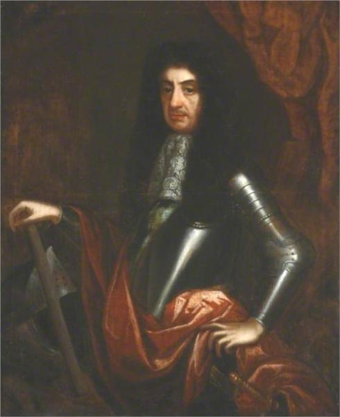 King Charles II - John Riley