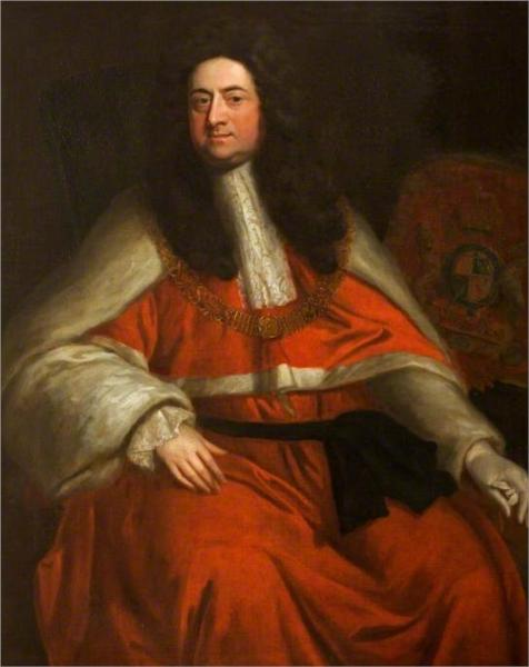 Sir Robert Eyre - John Riley