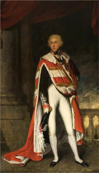 Sir John Fleming Leicester - John Simpson