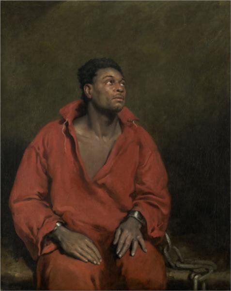 The Captive Slave, 1827 - John Simpson