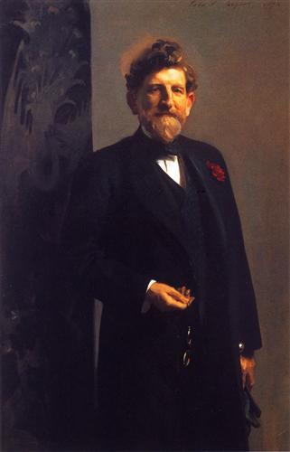 Senator Calvin Brice - John Singer Sargent