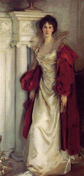 Winifred, Duchess of Portland, 1902 - John Singer Sargent