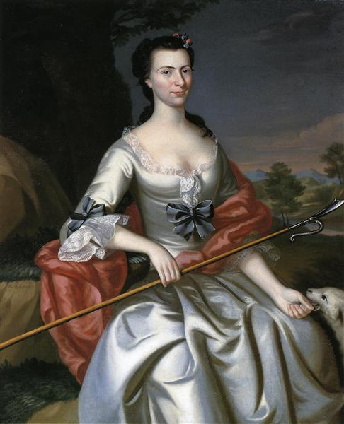 Ann Tyng, 1756 - John Singleton Copley
