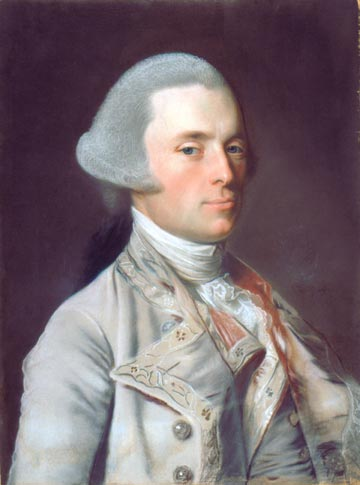 Governor John Wentworth - John Singleton Copley