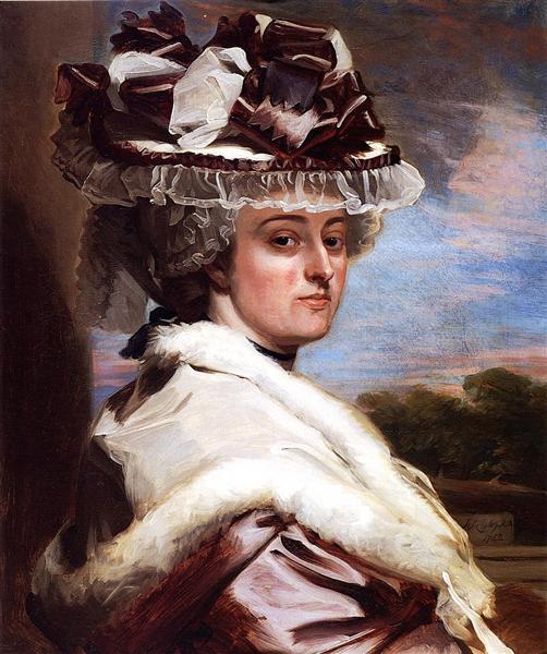 Latitia F. Balfour, 1782 - John Singleton Copley