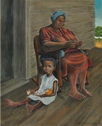 On the Porch - Джон Стюарт Керрі