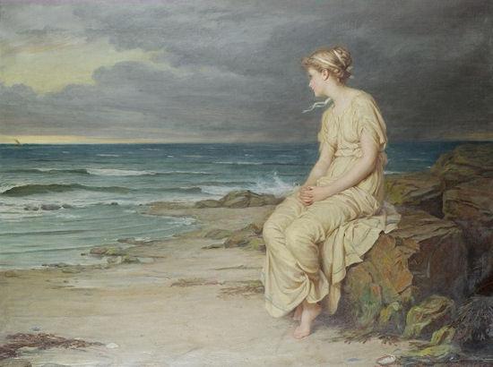 Miranda, 1875 - John William Waterhouse