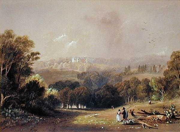 Roundhay Park - John Wilson Carmichael