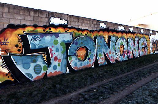 JonOne, 1999 - JonOne