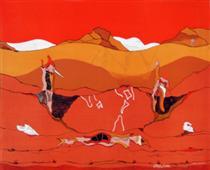 Untitled - Jorge R. Camacho Lazo
