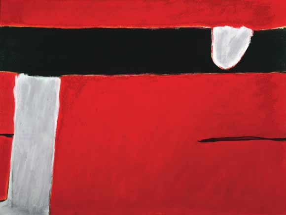 Crossing, 1975 - Хосе Герреро