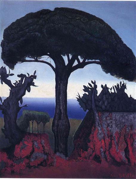 Tree of Nice - Джозеф Стелла