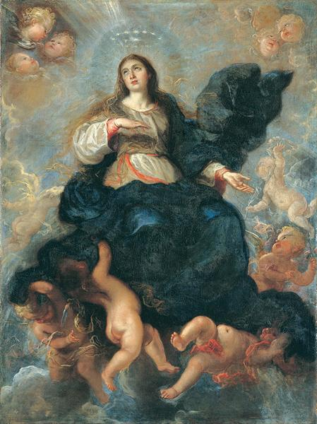 Assumption of the Virgin, 1657 - Juan Carreno de Miranda