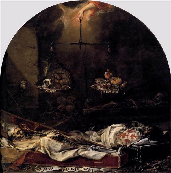 Finis Gloriae Mundi, 1672 - Juan de Valdés Leal