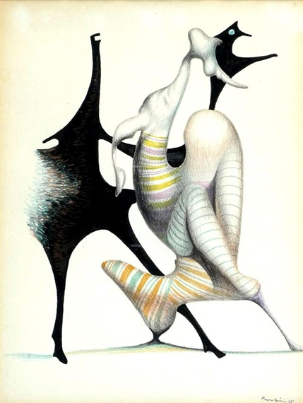 Amorphous Figures, 1975 - Jules Perahim