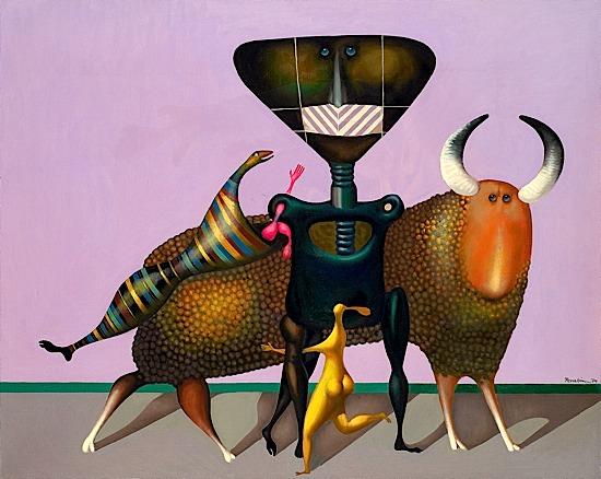 Le Calme des Passions n°15, 1974 - Jules Perahim