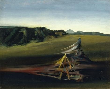 Organic Landscape - Jules Perahim