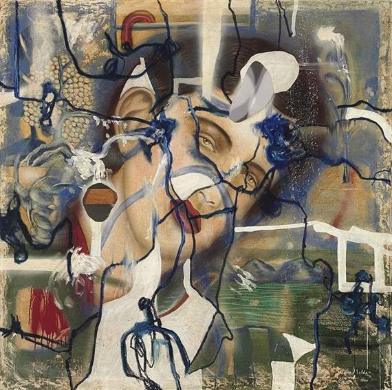 Tres bocas - Julio Galan