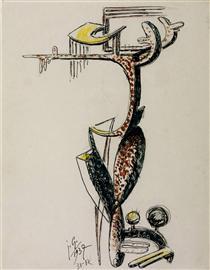 Fantastic Figure - Julio Gonzalez