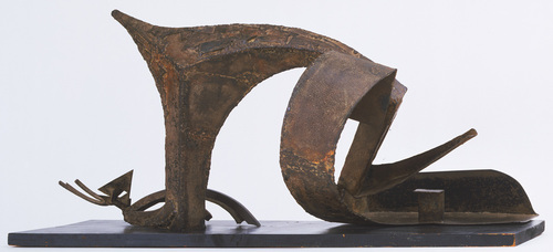 Reclining Figure, 1934 - Julio Gonzalez
