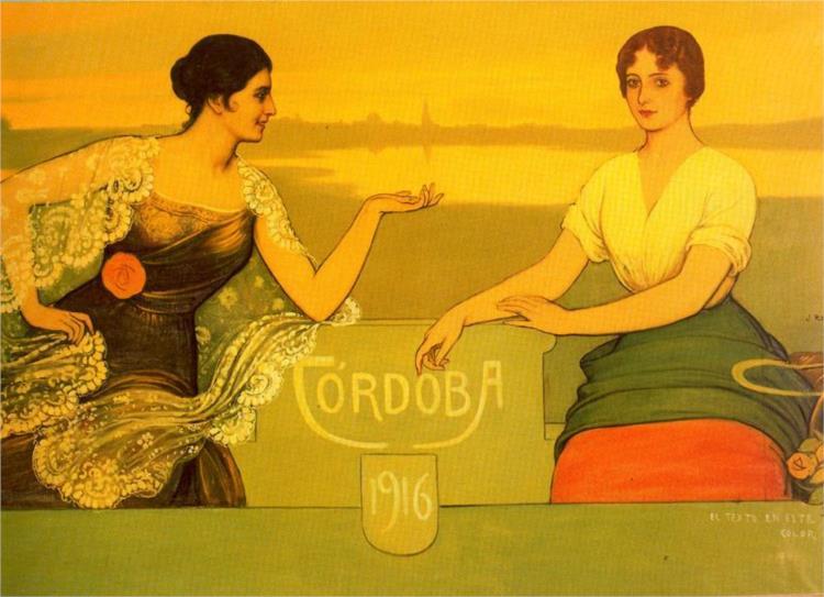Córdoba, 1916 - Хуліо Ромеро де Торрес