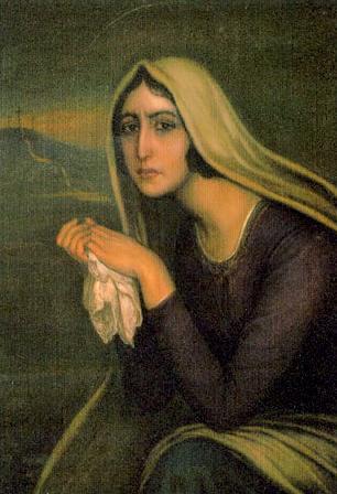 Dolorosa, 1919 - Julio Romero de Torres