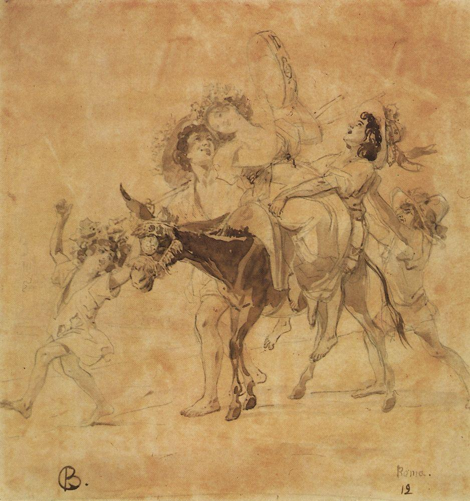 A Merry Return, 1827-1830