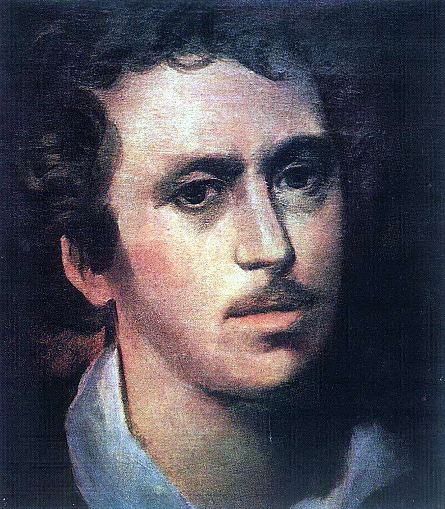 Self-portrait, 1823