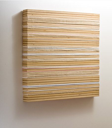 Stack Series, 2008 - Kate Carr