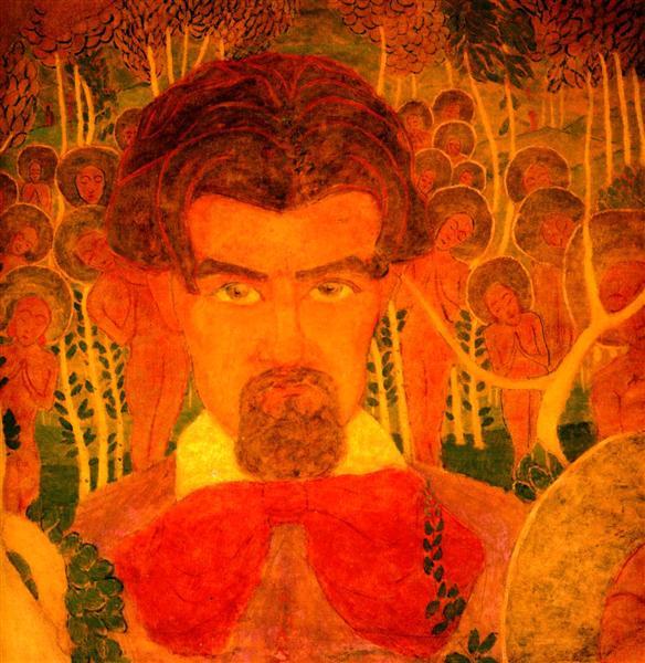 Self-Portrait - Kazimir Malevich