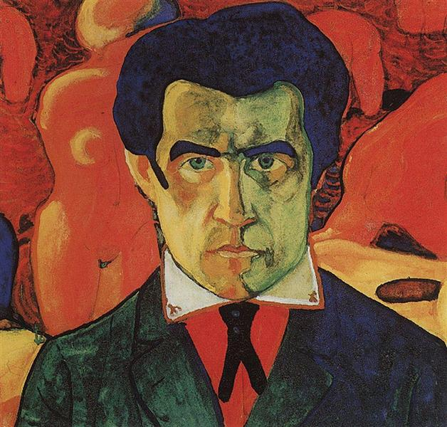 Self-Portrait - Kazimir Malevich