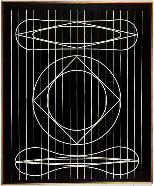Spatial Concept, 1968 - Kazuo Nakamura