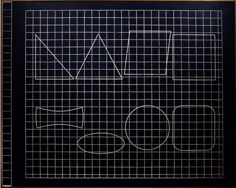 Topology Spatial Concepts, 1968 - Kazuo Nakamura