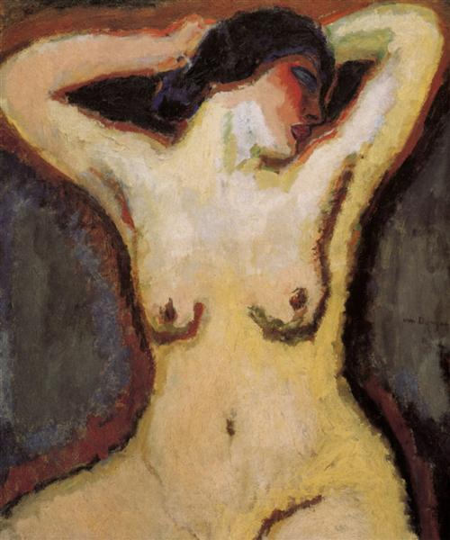 Torso the Idol, 1905 - Kees van Dongen