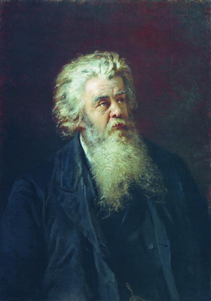 Pavel Vyazemsky, c.1880 - Konstantin Makovsky