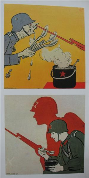Untitled, 1941 - Kukryniksy