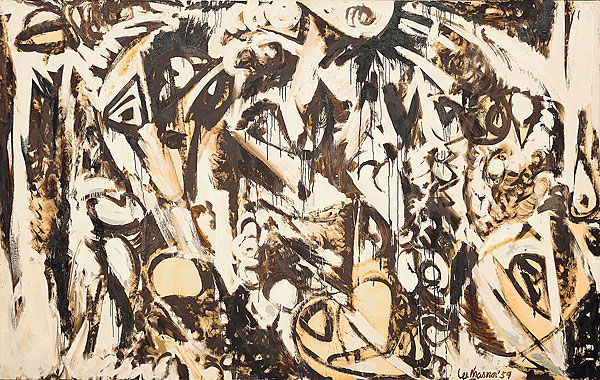 Cool White, 1959 - Lee Krasner