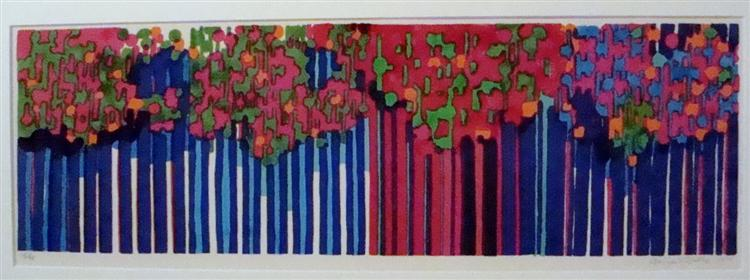 Blomsterstaketet, 1971 - Lennart Rodhe